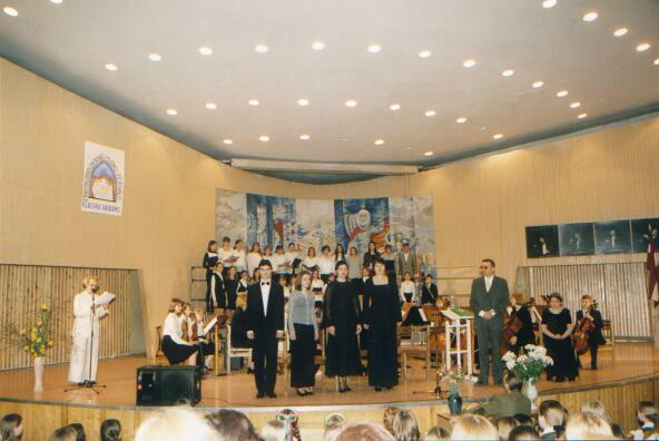 Children Choir of Vilnius School of Music